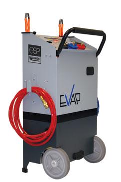 esp smog machine parts